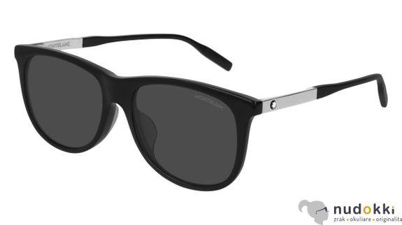 slnečné okuliare MONT BLANC MB0019SA 001