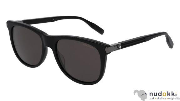 slnečné okuliare MONT BLANC MB0031S 001