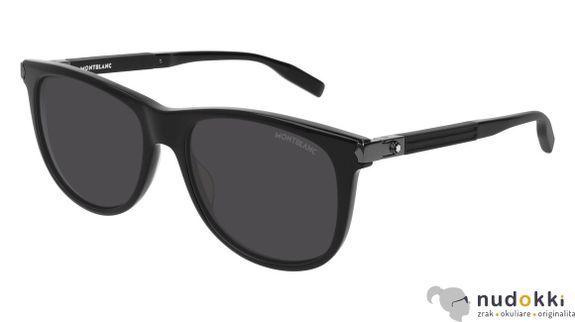 slnečné okuliare MONT BLANC MB0031S 006
