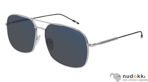slnečné okuliare MONT BLANC MB0046S 004