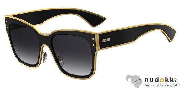 slnečné okuliare MOSCHINO MOS000/S 807/9O