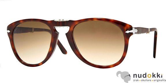 slnečné okuliare Persol Steve McQueen PO0714 FOLDING 24/51