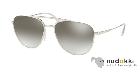 slnečné okuliare PRADA 0PR 50US 1BC5O0