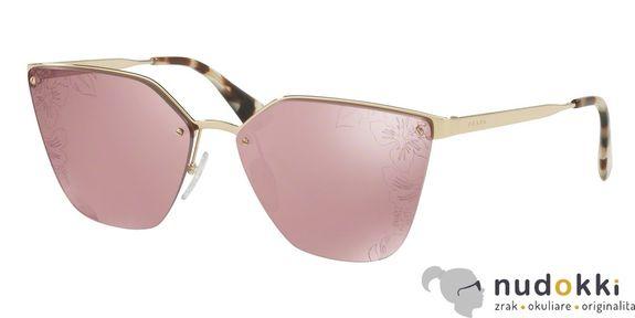 slnečné okuliare PRADA 0PR 68TS ZVN117