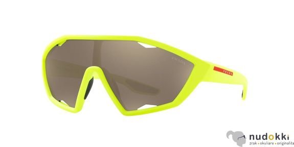 slnečné okuliare PRADA Linea Rossa PS 10US 4461C0