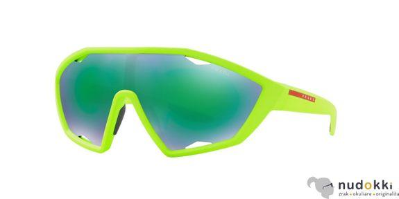 slnečné okuliare PRADA Linea Rossa PS 10US 4471M2