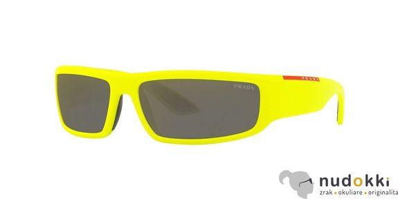slnečné okuliare PRADA Linea Rossa PS02US 3674L0