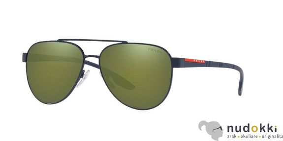 slnečné okuliare PRADA Linea Rossa PS54TS 7AN213