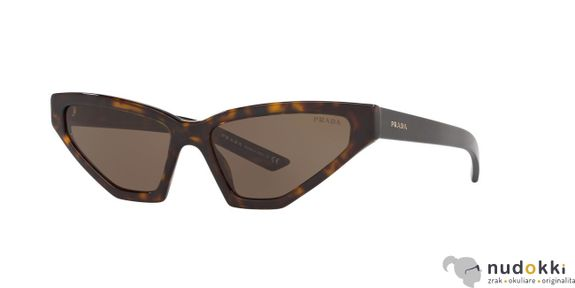 slnečné okuliare PRADA PR 12VS 2AU8C1