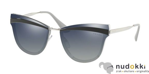 slnečné okuliare PRADA PR12US KI53A0