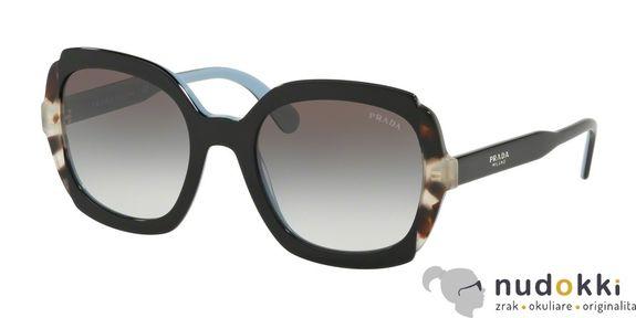 slnečné okuliare PRADA PR16US KHR0A7