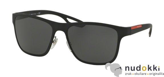 slnečné okuliare PRADA PS 56QS LJ SILVER DG01A1