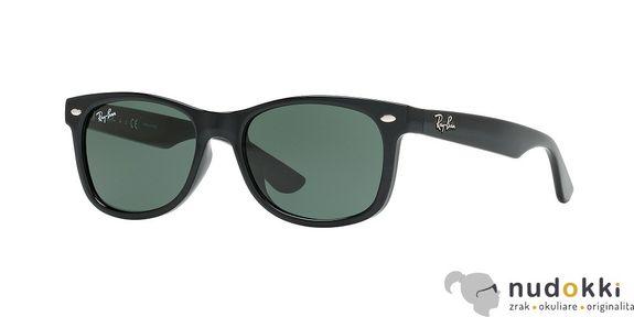 slnečné okuliare Ray-Ban JUNIOR RJ 9052 100/71