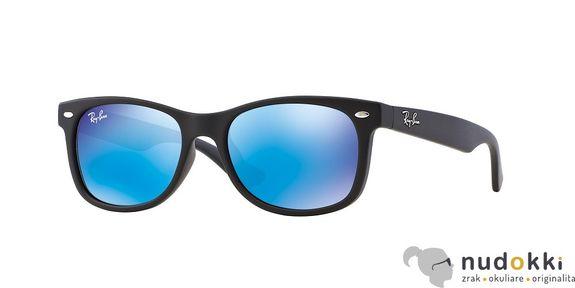 slnečné okuliare Ray-Ban JUNIOR RJ 9052 100s55