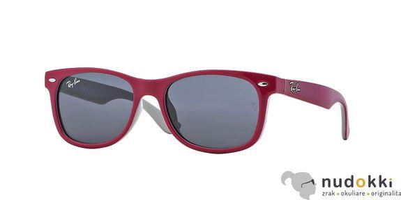 slnečné okuliare Ray-Ban JUNIOR RJ 9052 17787