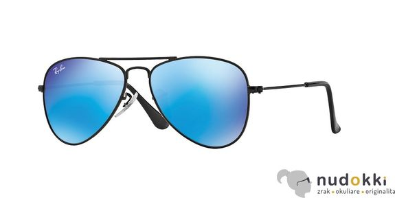 slnečné okuliare Ray-Ban JUNIOR RJ 9506S 201-55