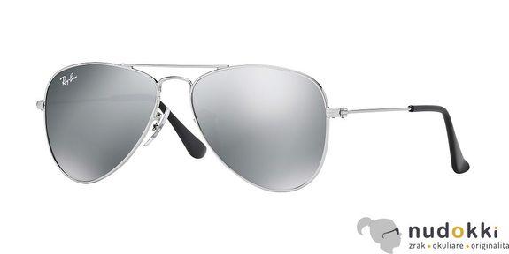 slnečné okuliare Ray-Ban JUNIOR RJ 9506S 212-6G
