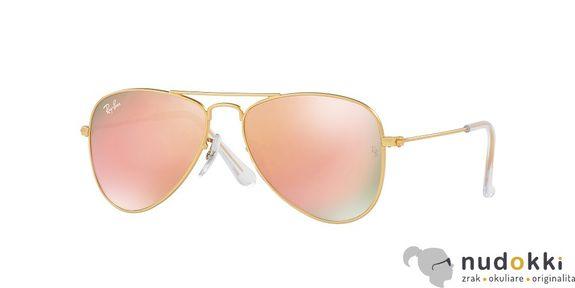 slnečné okuliare Ray-Ban JUNIOR RJ 9506S 249-2Y