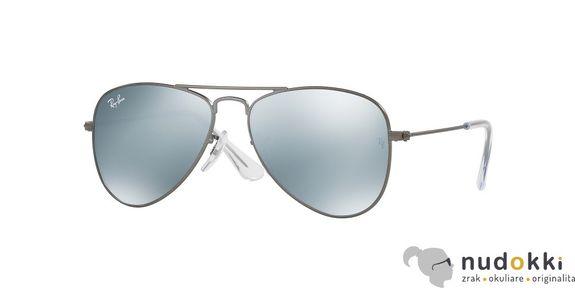 slnečné okuliare Ray-Ban JUNIOR RJ 9506S 250-30