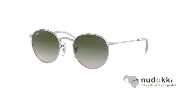 slnečné okuliare Ray-Ban JUNIOR ROUND RJ9547S 212/2C