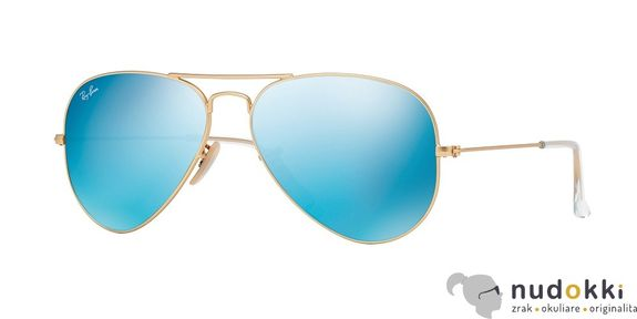 Ray-BanRB3025 mirrored