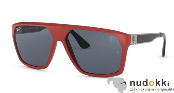 slnečné okuliare Ray-Ban RB 4309M Ferrari F62887