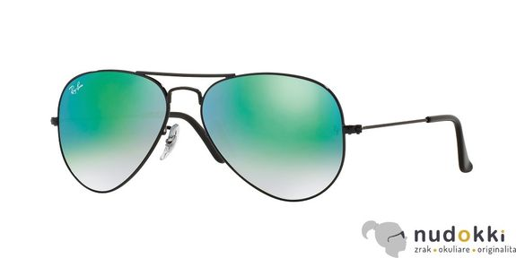 Ray-Ban flash lenses