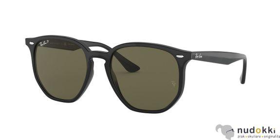 slnečné okuliare Ray-Ban RB4306 601/9A POLARIZED