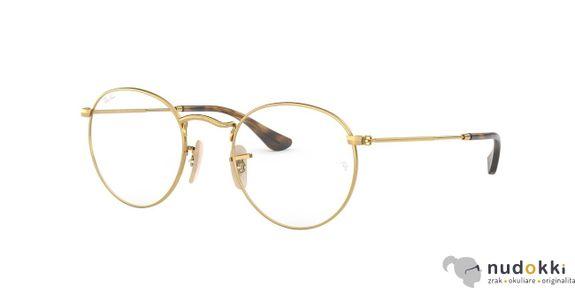 dioptrickéslnečné okuliare Ray-Ban RX3447V 2500