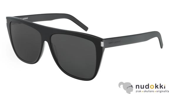 slnečné okuliare SAINT LAURENT SL 1 SLIM 001