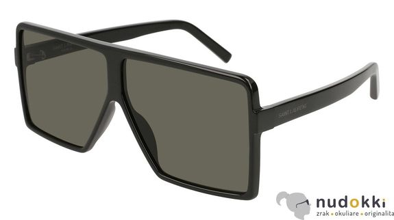 slnečné okuliare SAINT LAURENT SL 183 BETTY 001