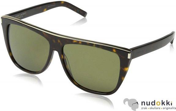 slnečné okuliare SAINT LAURENT SL 1COMBI 004
