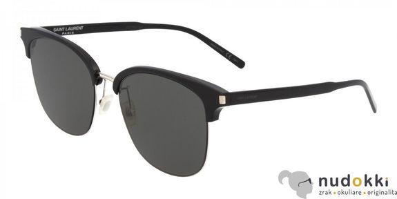 slnečné okuliare SAINT LAURENT SL 201/K SLIM 001