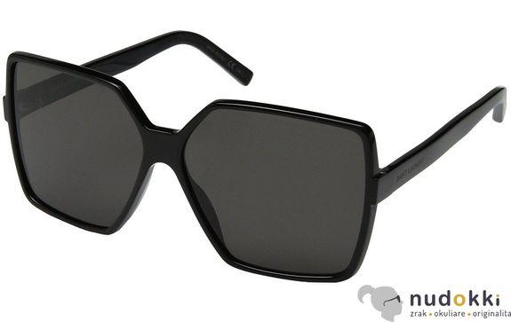 slnečné okuliare SAINT LAURENT SL 232 BETTY 001