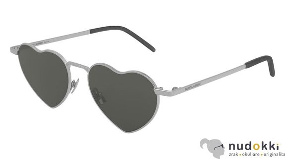 slnečné okuliare SAINT LAURENT SL 301 LOULOU 001