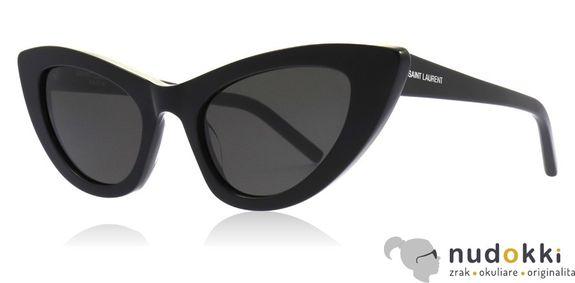 slnečné okuliare SAINT LAURENT SL213 Lily 001