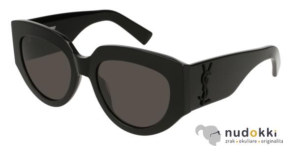 slnečné okuliare SAINT LAURENT SLM26 ROPE002