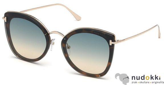 slnečné okuliare Tom Ford CHARLOTTE FT0657 53P