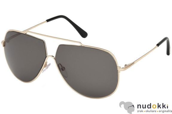 slnečné okuliare Tom Ford CHASE-02 FT0586 28A