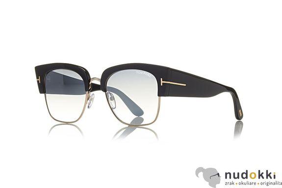 slnečné okuliare Tom Ford DAKOTA-02 FT 0554 01c