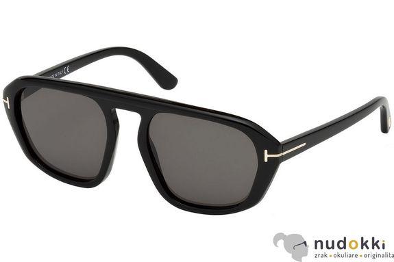 slnečné okuliare Tom Ford DAVID FT0634 01A