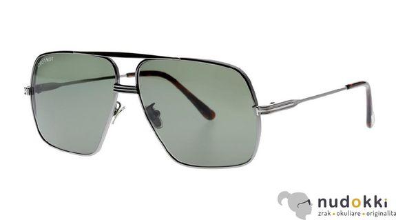 slnečné okuliare Tom Ford FT0735-H 12N