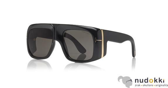 slnečné okuliare Tom Ford GINO FT0733 01A