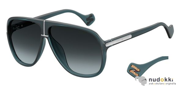 slnečné okuliare Tommy Hilfiger TH ZENDAYA GEG/9O