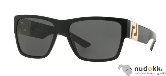 slnečné okuliare Versace VE 4296 GB1-87