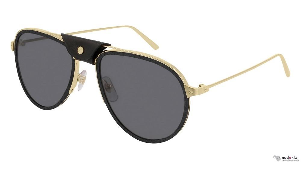 a032fcbb5 slnečné okuliare Cartier CT0098S 001 - Nudokki.sk