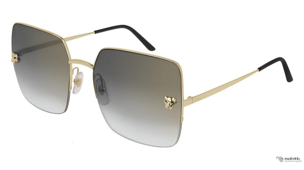 a3b38d301 slnečné okuliare Cartier CT0121S 004 - Nudokki.sk