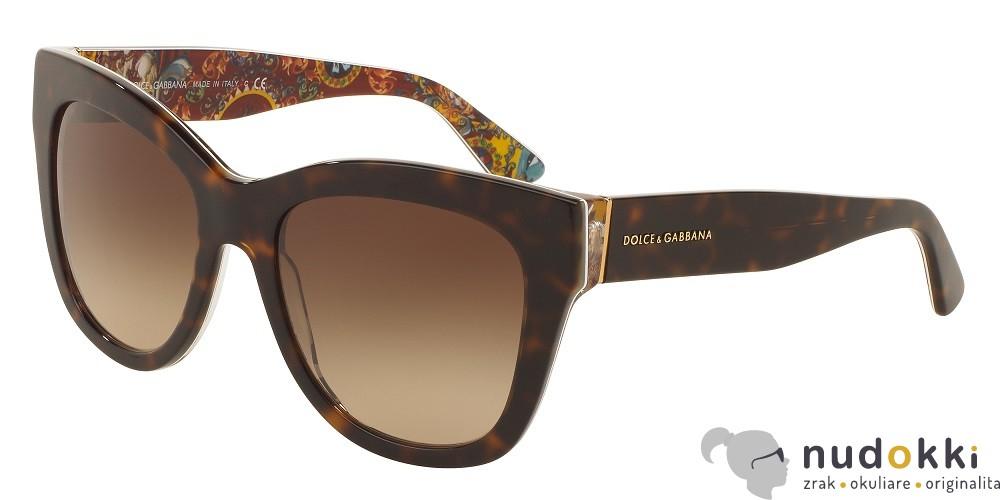 slnečné okuliare Dolce and Gabbana DG 4270 303713 - Nudokki.sk 6932a2f8064