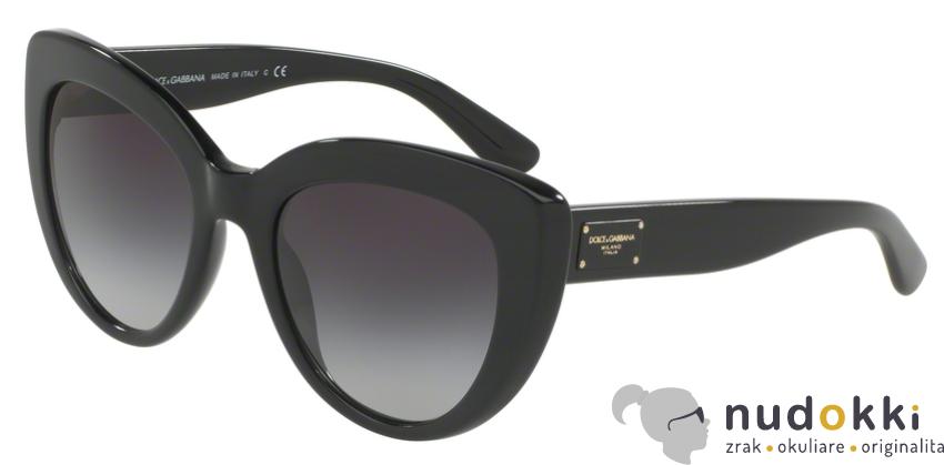 ff0225c81 slnečné okuliare Dolce and Gabbana DG 4287 501-8G zväčšiť obrázok