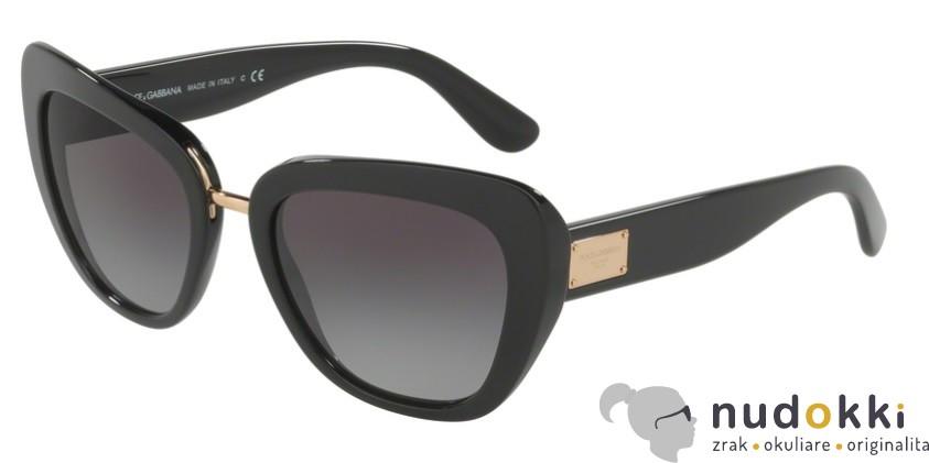 slnečné okuliare Dolce and Gabbana DG 4296 501-8G - Nudokki.sk 720dd619ec7